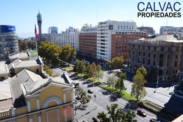 Corredora de Propiedades en Santiago Centro