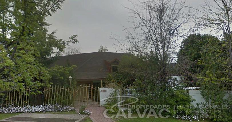 Casa Quinchamalí las Condes 2